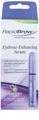 Lifetech RapidBrow stärkendes Serum für das Wachstum der Augenbrauen 3