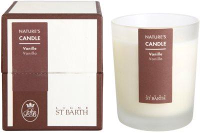 Ligne ST. Barth Vanilla vela perfumado