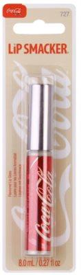 Lip Smacker Coca Cola brillo de labios con purpurina