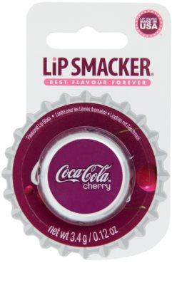 Lip Smacker Coca Cola lip gloss com sabor