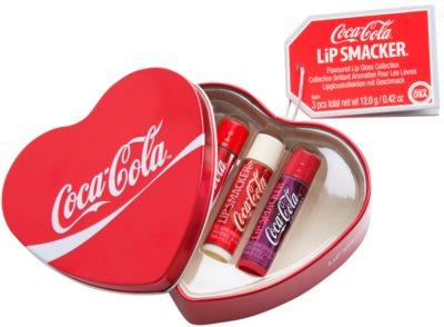 Lip Smacker Coca Cola kozmetični set III.