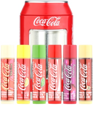 Lip Smacker Coca Cola set cosmetice V.