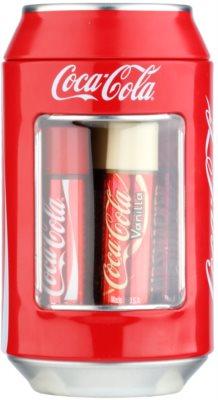Lip Smacker Coca Cola set cosmetice V. 2