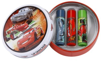 Lip Smacker Disney Cars lote cosmético I.
