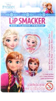 Lip Smacker Disney Frozen balzam na pery v prstienku
