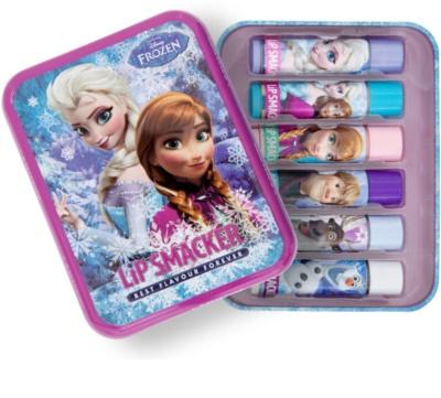 Lip Smacker Disney Ledeno kraljestvo kozmetični set I.