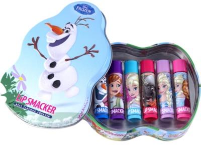 Lip Smacker Disney Frozen coffret III.