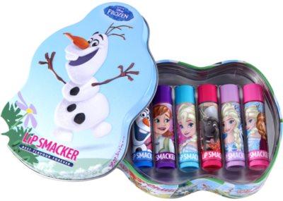 Lip Smacker Disney Jégvarázs kozmetika szett III.