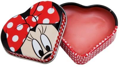 Lip Smacker Disney Minnie lesk na rty ve tvaru srdce