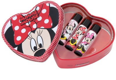 Lip Smacker Disney Minnie coffret I.