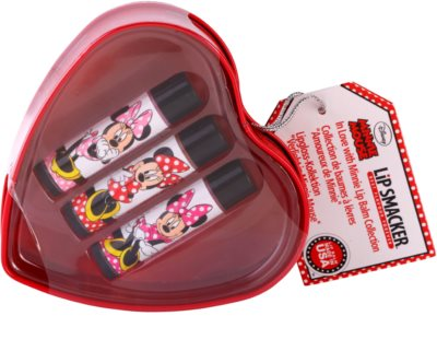 Lip Smacker Disney Minnie kozmetika szett I. 1