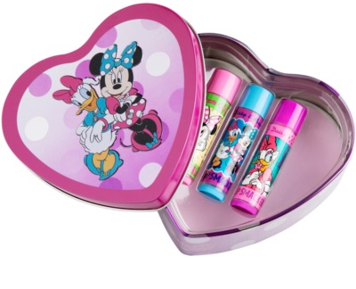 Lip Smacker Disney Minnie lote cosmético IV.
