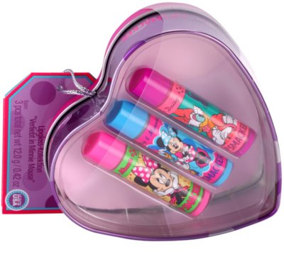 Lip Smacker Disney Minnie Kosmetik-Set  IV. 1