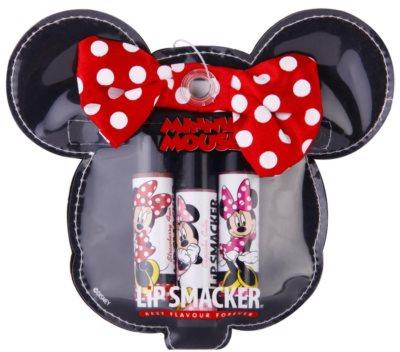 Lip Smacker Disney Minnie coffret III.