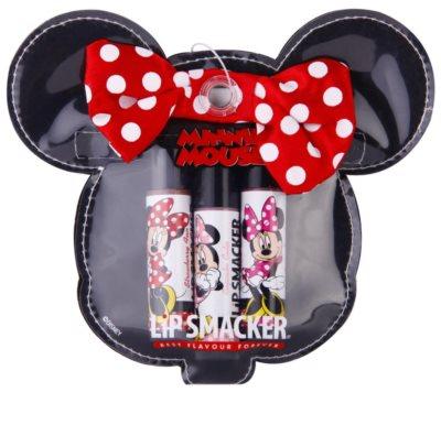 Lip Smacker Disney Minnie kozmetika szett III.