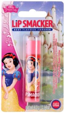 Lip Smacker Disney Princess balsam de buze cu particule stralucitoare