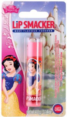Lip Smacker Disney Princess bálsamo de lábios com glitter