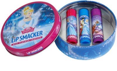 Lip Smacker Disney Princezna kosmetická sada VI.