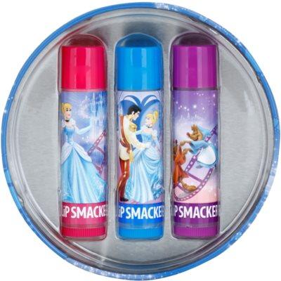 Lip Smacker Disney Hercegnő kozmetika szett VI. 1