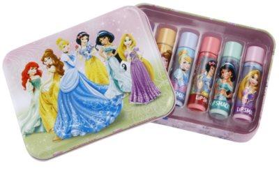 Lip Smacker Disney Princezna kosmetická sada III.