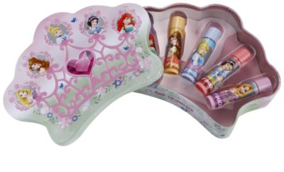 Lip Smacker Disney Disney Prinzessinnen Kosmetik-Set  IV.