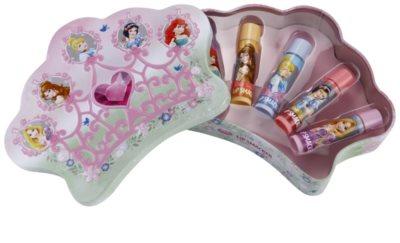 Lip Smacker Disney Princess lote cosmético IV.