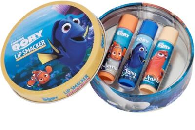 Lip Smacker Disney Finding Dory set cosmetice I.