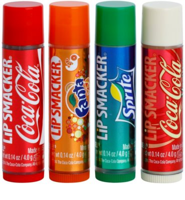 Lip Smacker Coca Cola Mix lote cosmético IV. 1