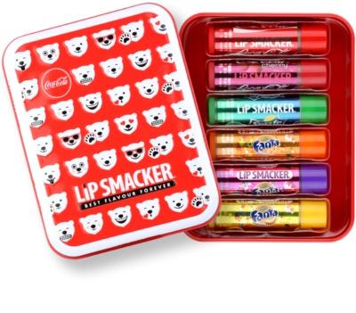 Lip Smacker Coca Cola Mix zestaw kosmetyków V.