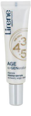 Lirene AGE re•GENeration 3+4+5 regeneráló maszk arcra, nyakra és dekoltázsra