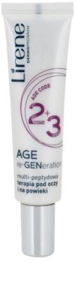 Lirene AGE re•GENeration 2+3 Anti-Faltencreme für die Augenpartien
