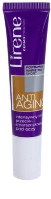 Lirene Anti-Aging інтенсивний крем для очей  проти зморшок SPF 10