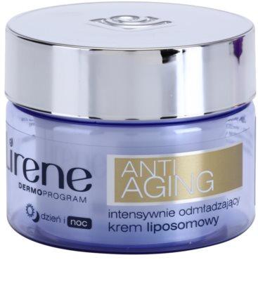 Lirene Anti-Aging intensive Verjüngungs-Creme gegen Falten