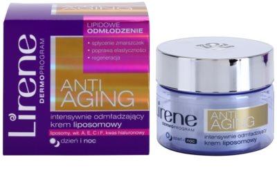 Lirene Anti-Aging crema intensiva cu efect de intinerire antirid 1