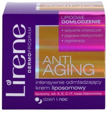 Lirene Anti-Aging crema intensiva cu efect de intinerire antirid 2