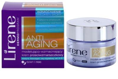 Lirene Anti-Aging remodellierungs Creme gegen Falten 1