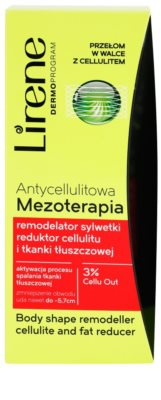 Lirene Anti-Cellulite remodellierende Körpercreme gegen Zellulitis 2