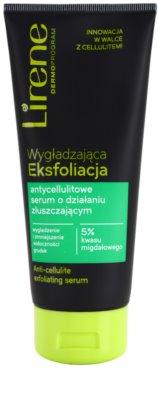 Lirene Anti-Cellulite ser pentru tratarea celulitei cu efect exfoliant