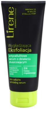 Lirene Anti-Cellulite sérum proti celulitíde s peelingovým efektom