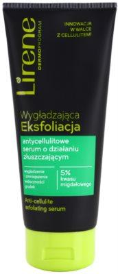 Lirene Anti-Cellulite szérum cellulitisz ellen peeling hatással
