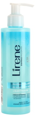 Lirene Algae Pure gel micelar desmaquillante fisiológico para pieles sensibles y alérgicas