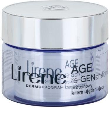 Lirene AGE re•GENeration 2 feszesítő krém SPF 10