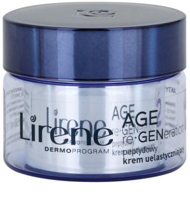 Lirene AGE re•GENeration 2 nočna krema za obnovo čvrstosti obraza