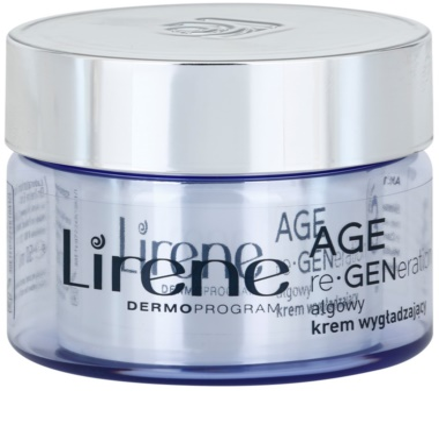 Lirene AGE re•GENeration 3 изглаждащ крем SPF 10