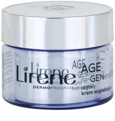 Lirene AGE re•GENeration 3 verfeinernde Crem SPF 10