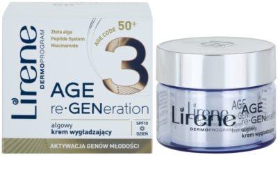 Lirene AGE re•GENeration 3 vyhlazující krém SPF 10 1