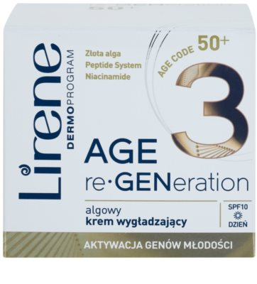 Lirene AGE re•GENeration 3 kisimító krém SPF 10 2