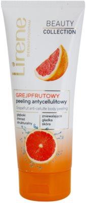 Lirene Beauty Collection Grapefruit peeling corporal  anticelulite