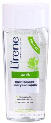 Lirene Cleaning tonic pentru curatare cu efect de hidratare