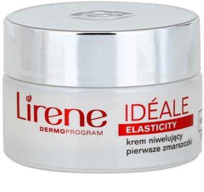 Lirene Idéale Elasticity 35+ creme de dia para as primeiras rugas SPF 15